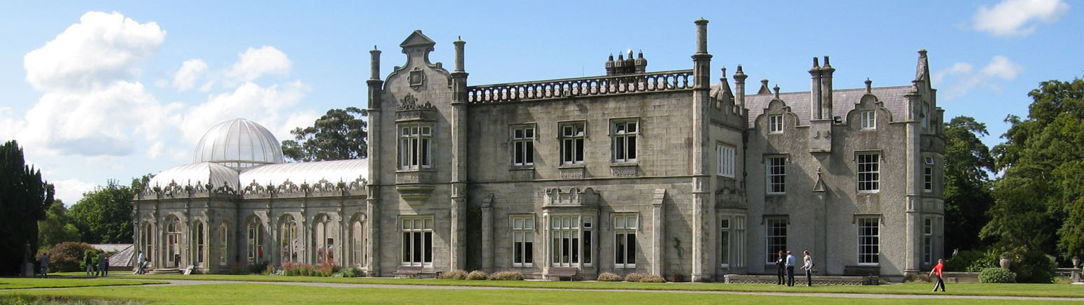 Anthony Brabazon, Killruddery Estate